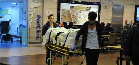 Umre yolcusu Endonezyalı kadın Atatürk Havalimanı'nda kalp krizinden öldü