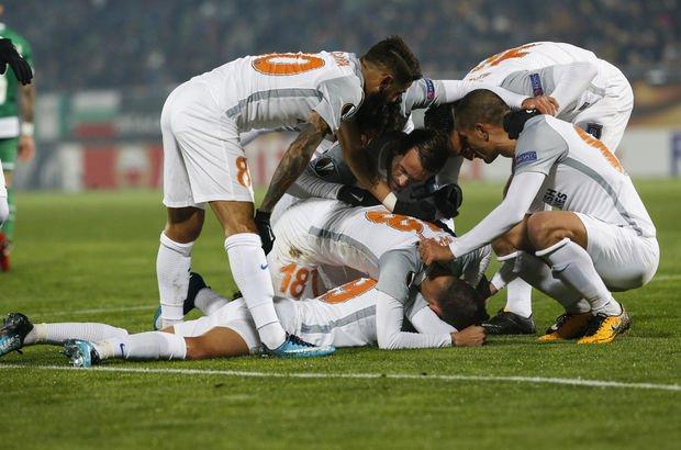 Ludogorets Başakşehir maç sonucu - Ludogorets Başakşehir maç özeti izle