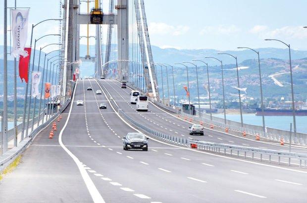 Osmangazi Köprüsü Yavuz Sultan Selim Köprüsü İzmir