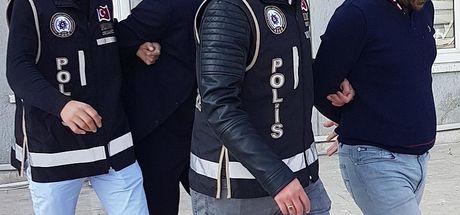 SON DAKİKA İzmir'de terör operasyonu! 27 gözaltı