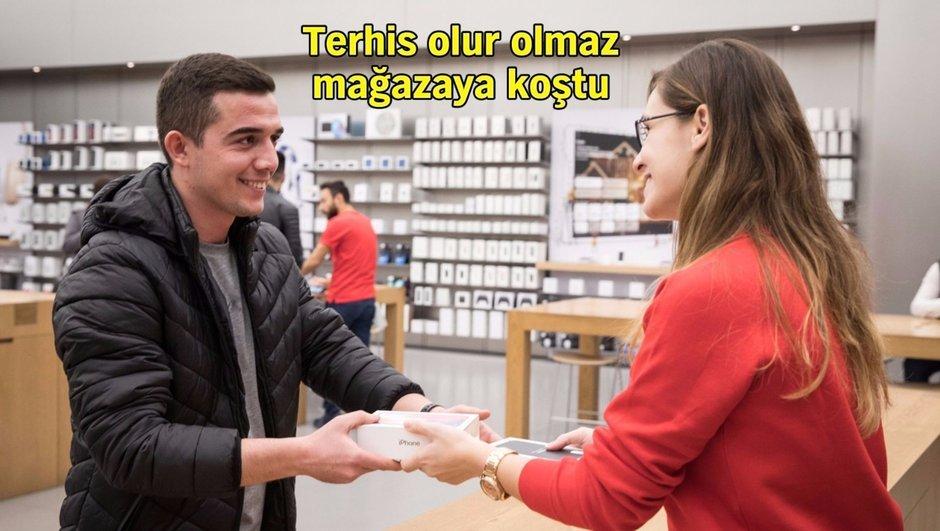 iPhone X'in Türkiye'deki ilk sahipleri belli oldu!