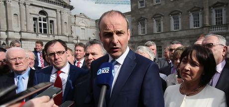 İrlanda'da hükümet krizi baş gösterebilir