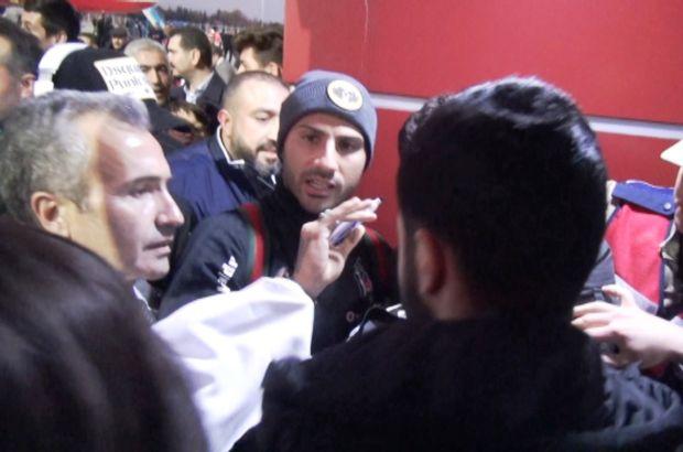 Beşiktaş'a Malatya'da karşılama