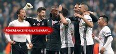 Beşiktaş devleri geride bıraktı! İşte sıralama
