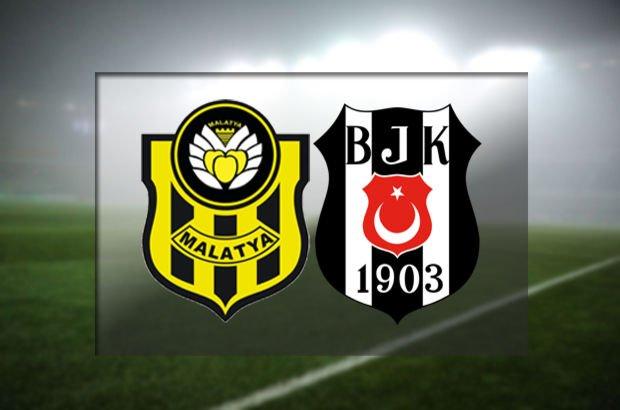 Yeni Malatyaspor'un konuğu Beşiktaş