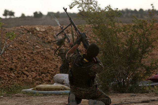 PKK/YPG'ye 19 ülkeden silah ve mühimmat gidiyor