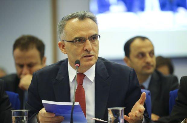 Naci Ağbal KDV Maliye Bakanlığı
