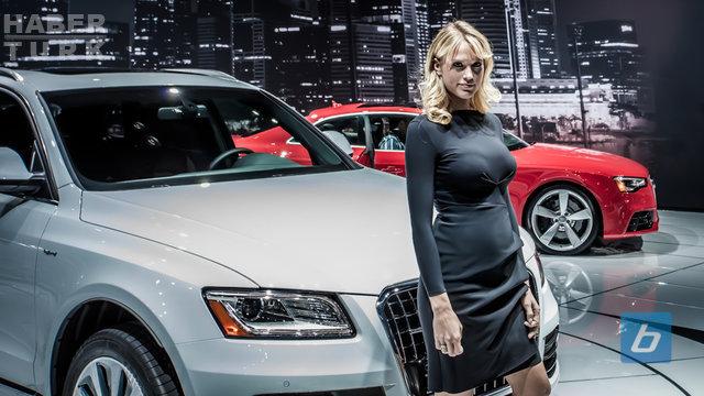 Yeni çıkacak arabalar. LA Auto Show'da yeni çıkacak araba modelleri