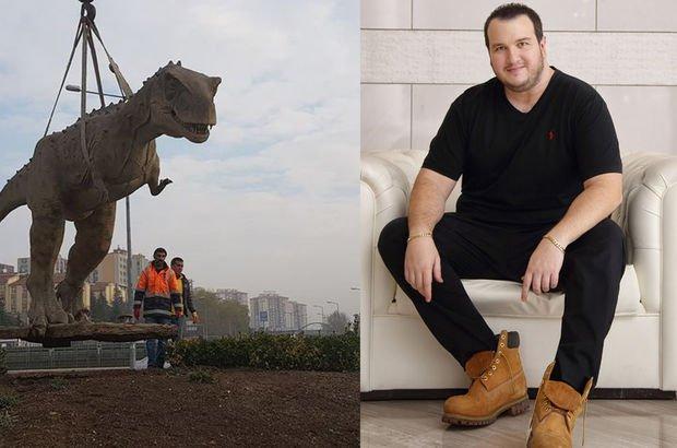 Şahan Gökbakar'dan 'dinozor' yorumu