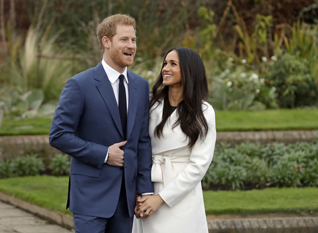 Prens Harry ile Meghan Markle evlilik teklifini anlattı