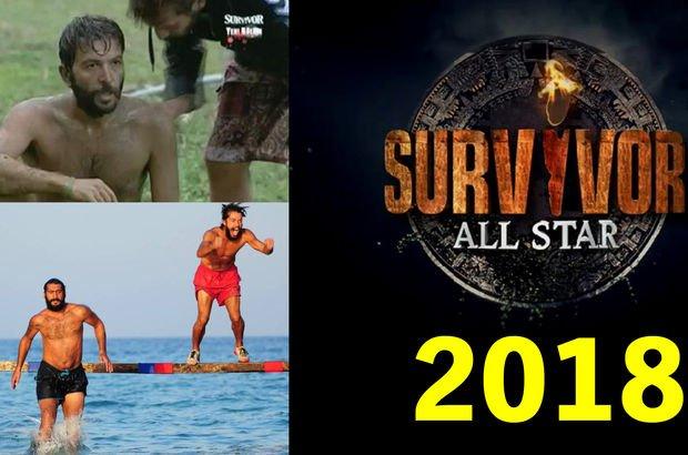 Survivor 2018 yarışmacıları için iki sürpriz isim daha