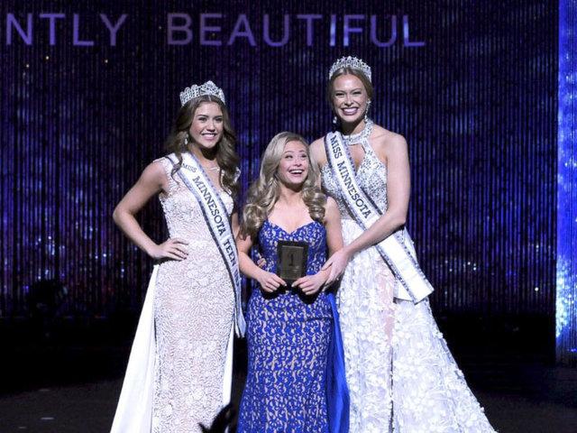 Miss ABD güzellik yarışmasına katılan ilk down sendromlu kadın