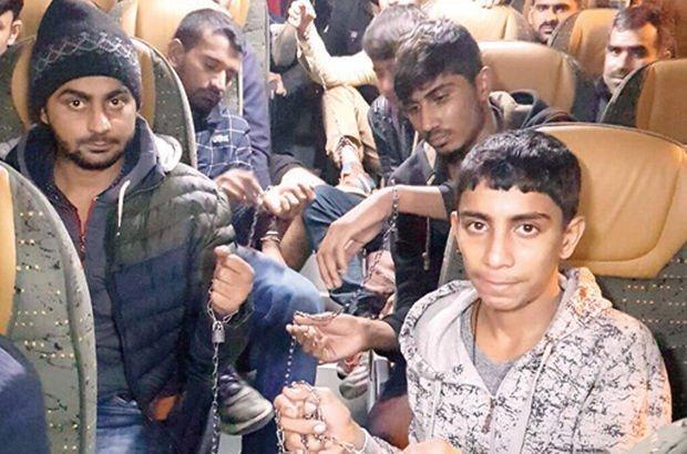 Pakistan Afganistan İtalya kaçak göçmenler