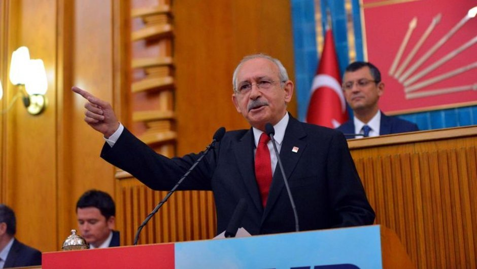 Kılıçdaroğlu'na AYM'den red