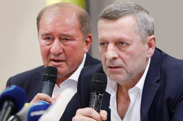 Kırım Tatarı 2 siyasetçi için 2 Rus ajan tahliye edildi