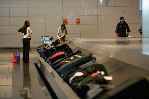 Havalimanlarında 2.8 milyon ton bagaj taşındı