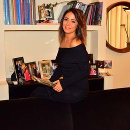 'Hayatımın merkezi kızım'