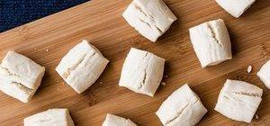 3 malzemeli un kurabiyesi nasıl yapılır?