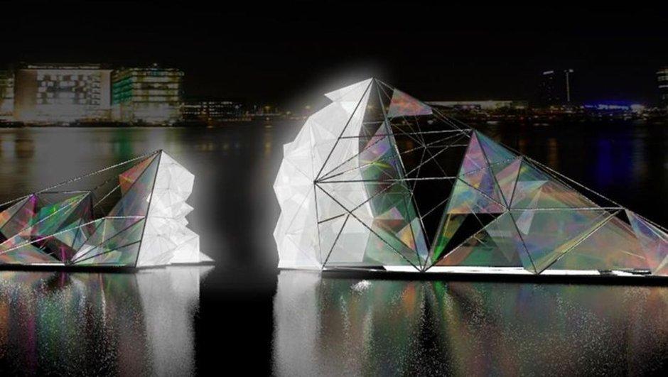 6. Amsterdam Işık Festivali çağdaş sanatçıları bir araya getiriyor