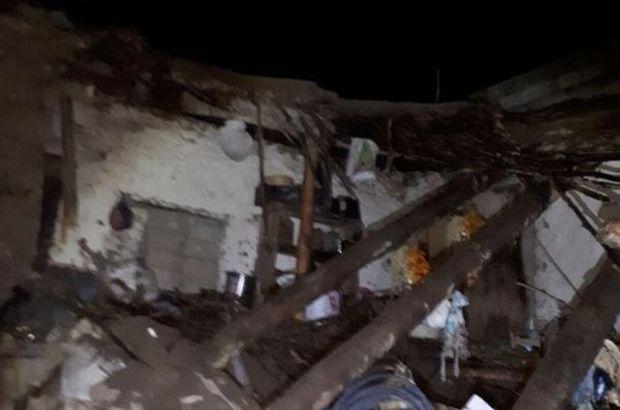 Siirt'te bir evde göçük meydana geldi: 3 ölü, 5 yaralı!
