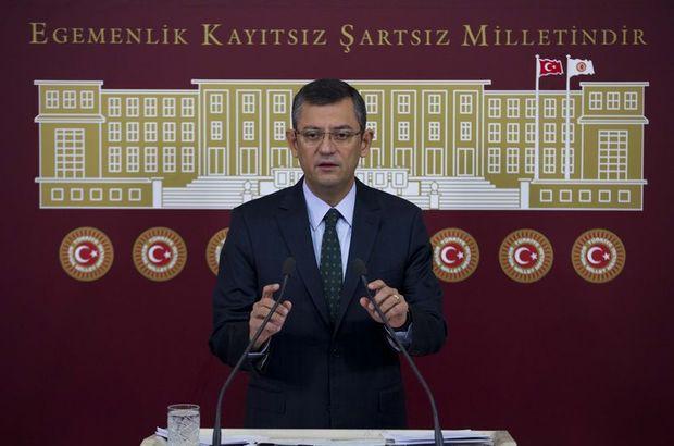 CHP'li Özel: Belge konusunda kimse merak etmesin