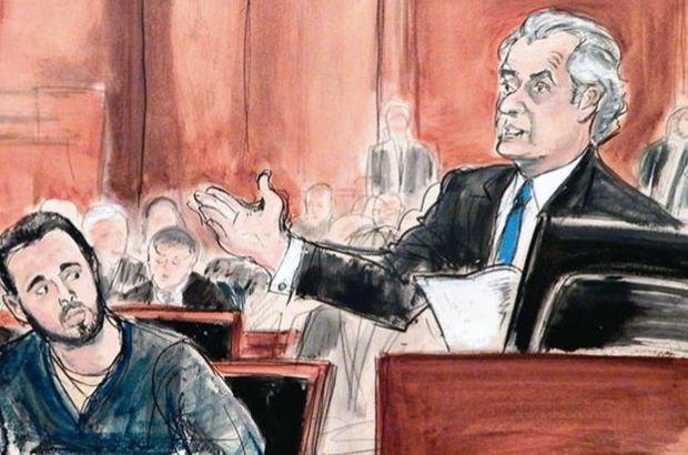 SON DAKİKA! Reza Zarrab davası 2. gün: Duruşmaya sivil kıyafetle getirildi!