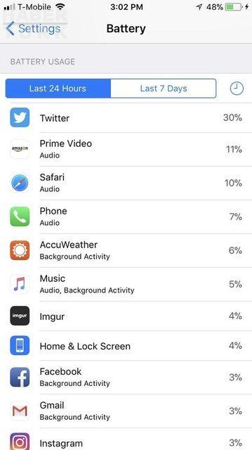 iPhone ve iPad pil ömrü nasıl artırılır? iOS 11 için pil tasarrufu ipuçları