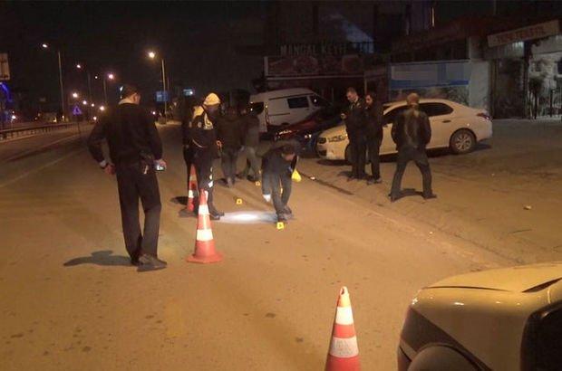Kocaeli'de restorana alınmayan bir kişi kurşun yağdırdı