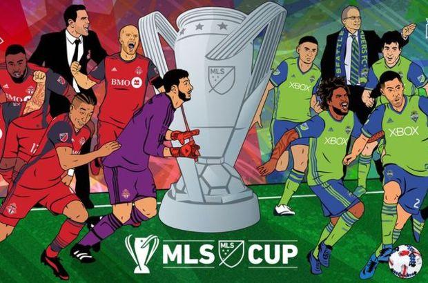 MLS'te finalin adı belli oldu | Toronto - Seattle Sounders