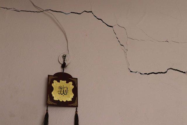 Mersin'de gizemli kazının yapıldığı mahallede büyük korku