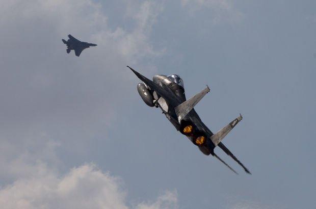 İsrail, İran'ın askeri üssünü vurdu!