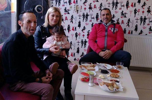 Haluk Levent, Recep Sert'i ziyaret etti