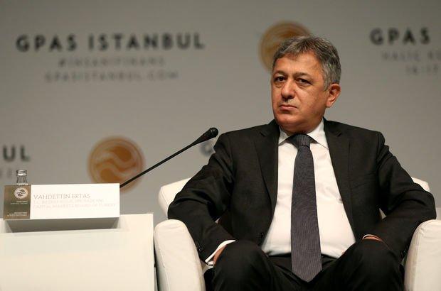 SPK Başkanı Ertaş