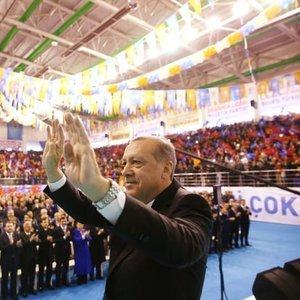 ERDOĞAN: TEZGAH BELLİ, PKK'YI, FETÖ'YÜ BUNUN İÇİN SAHAYA SÜRDÜLER