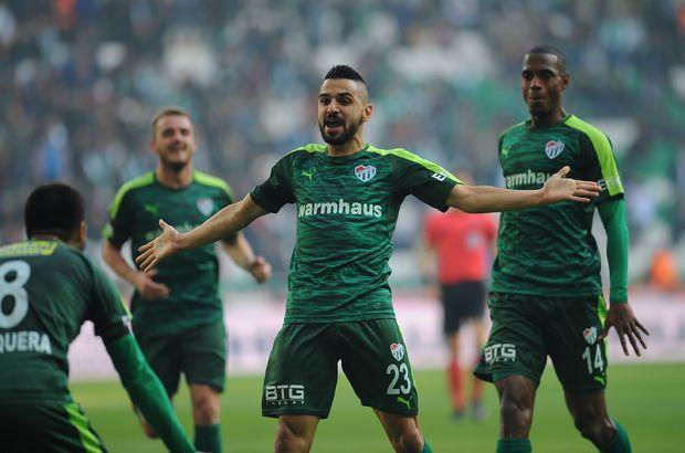 Atiker Konyaspor: 0 - Bursaspor: 3