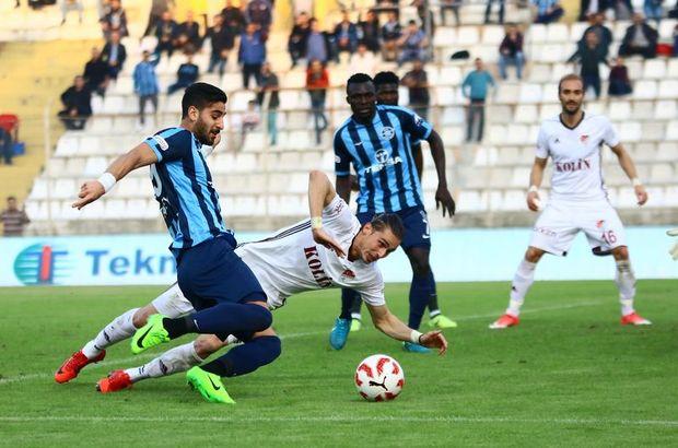 Adana Demirspor: 2 - Elazığspor: 2