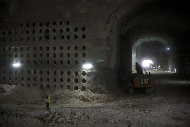 Kudüs'te yeraltına 24 bin kapasiteli katlı mezarlık inşa edilecek