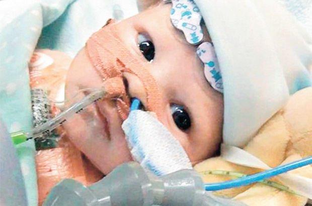 İngiltere Charlie bebek kalp nakli