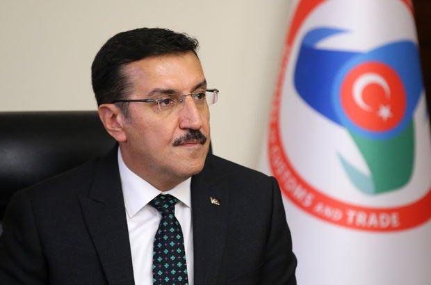 Gümrük ve Ticaret Bakanlığı Bülent Tüfenkci