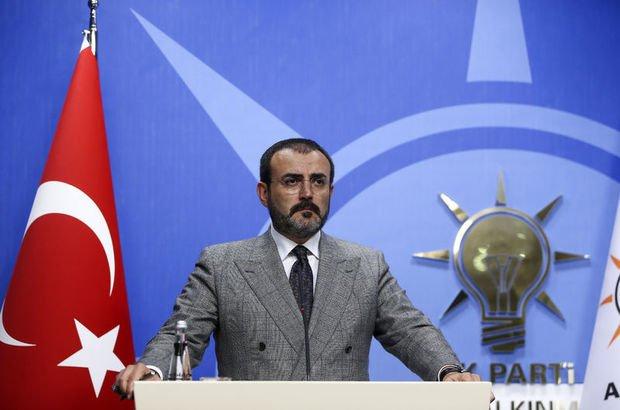 AK Parti Sözcüsü Mahir Ünal'dan taşeron açıklaması