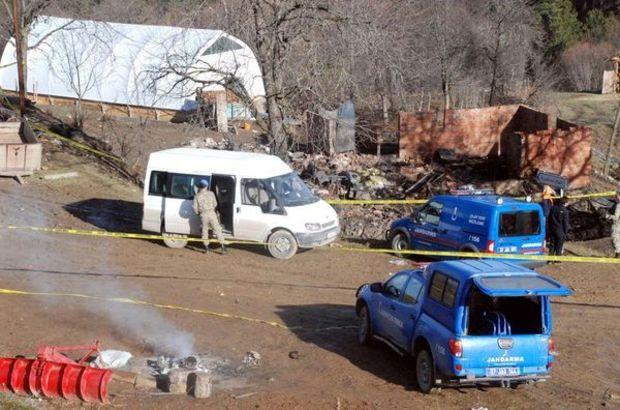 Yangından sonra kaybolan 4 kişiyi arama çalışmaları devam ediyor