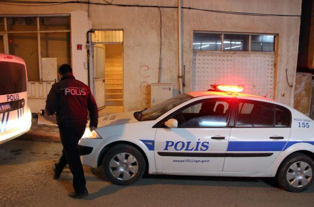 Amasya'da kadın cinayeti!