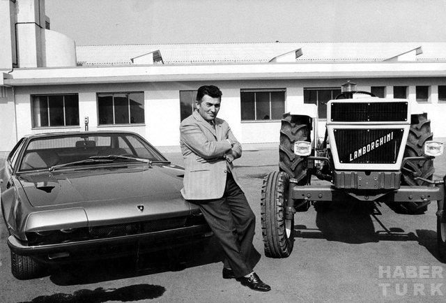 Lamborghini nasıl Lamborghini oldu. Lamborghini markasının doğuş hikayesi