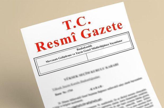 6 bakanlığa ait atama kararları Resmi Gazete'de yayımlandı