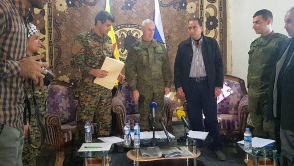 Yevgeniy Poplavski YPG ile ilgili görsel sonucu