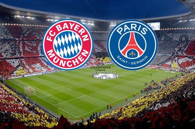 Bayern Münih Paris Saint-Germain (PSG) maçı ne zaman saat kaçta hangi kanaldan şifresiz yayınlanacak 66