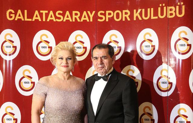 Galatasaray'da şıklık yarışı!