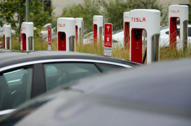 Tesla Motors Gersan Elektrik  şarj istasyonu anlaşması