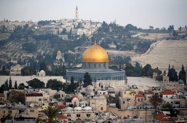 ABD'den çalışanlarına Kudüs yasağı
