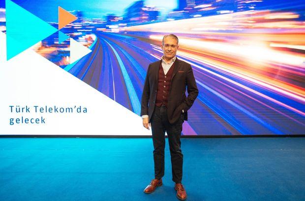 Türk Telekom CEO'su Dr. Paul Doany